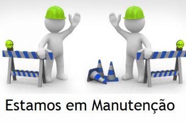 AVISO DE MANUTENÇÃO NA FÁBRICA - DIA 21/09 E 22/09